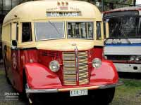 1946 Bedford OB bus front Royal Mail
