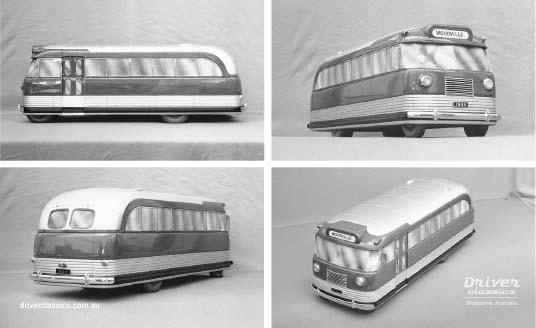 Driver Classics Heritage Fleet - Driver Bus Lines
