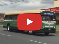 White 798-12 (1948) Bus Video
