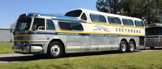 PD4501 Scenicruiser bus