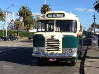 1959 Bedford SB3 bus front
