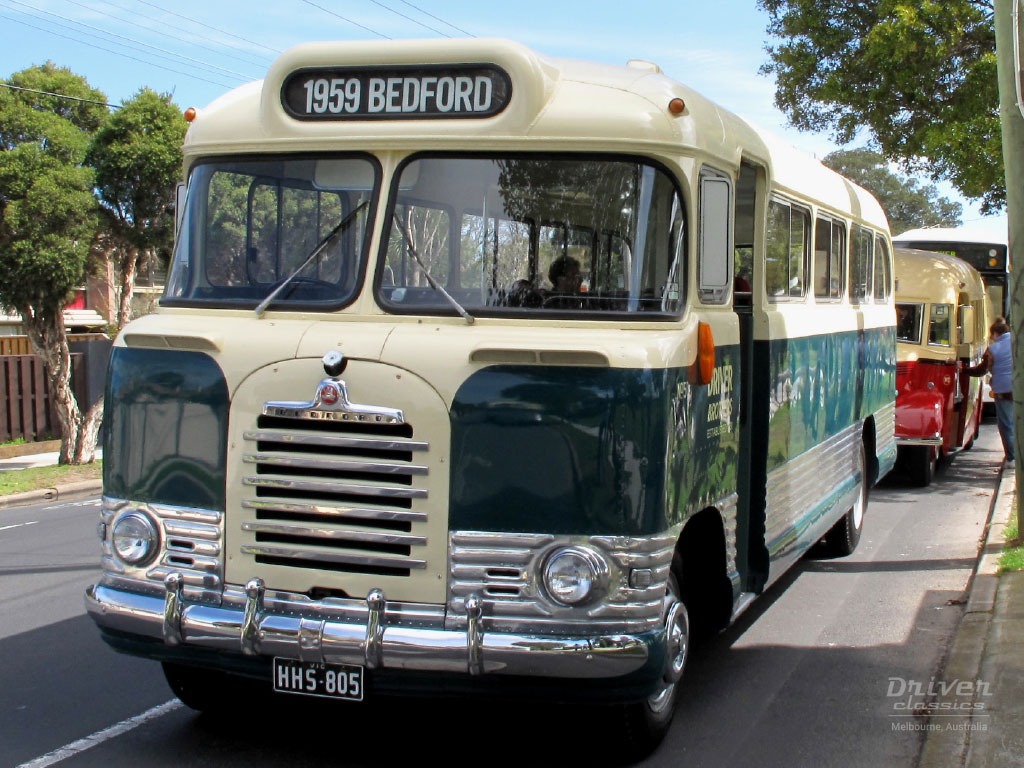 Driver Classics Heritage Fleet Driver Bus Lines
