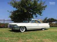 1961 Cadillac Coupe de Ville side