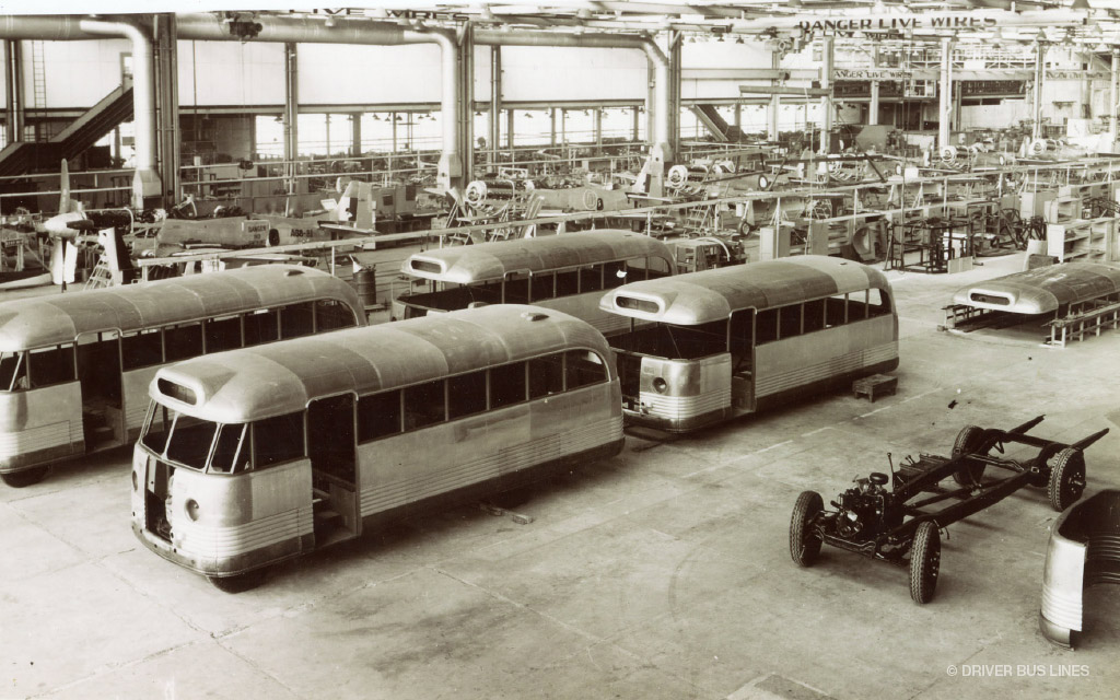Company History - Driver Bus Lines